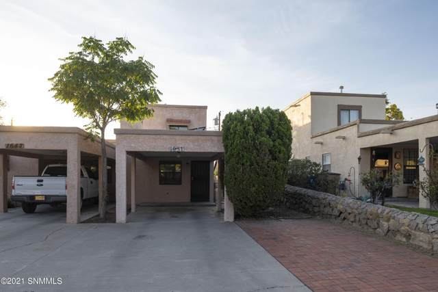 1651 Ebony Avenue, Las Cruces, NM 88001 (MLS #2102146) :: Agave Real Estate Group