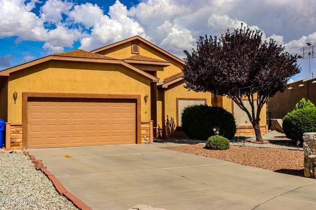 4678 Camino Dos Vidas, Las Cruces, NM 88012 (MLS #2102157) :: Better Homes and Gardens Real Estate - Steinborn & Associates