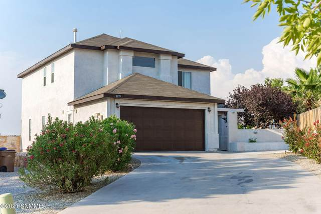 4439 Kingston Road, Las Cruces, NM 88012 (MLS #2102186) :: Las Cruces Real Estate Professionals
