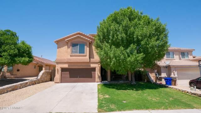 2537 Tierra Grande Court, Las Cruces, NM 88011 (MLS #2102188) :: Las Cruces Real Estate Professionals
