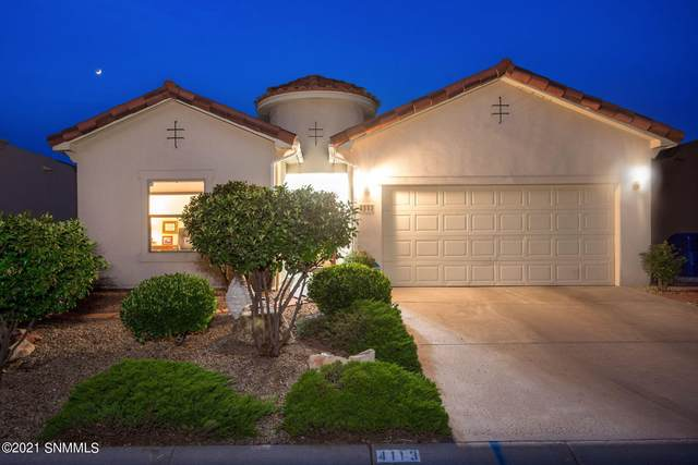 4113 Espana Way, Las Cruces, NM 88011 (MLS #2102189) :: Better Homes and Gardens Real Estate - Steinborn & Associates
