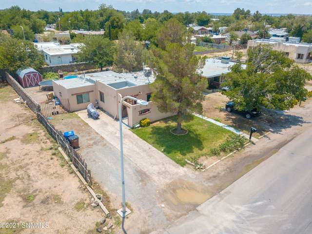 335 Mcclure Road, Las Cruces, NM 88005 (MLS #2102195) :: Better Homes and Gardens Real Estate - Steinborn & Associates