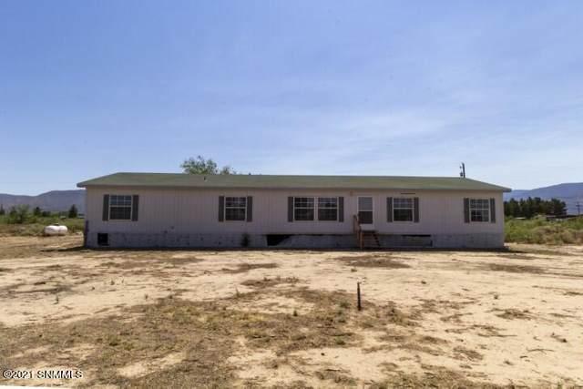 35 Garner Avenue, Alamogordo, NM 88310 (MLS #2102197) :: Agave Real Estate Group