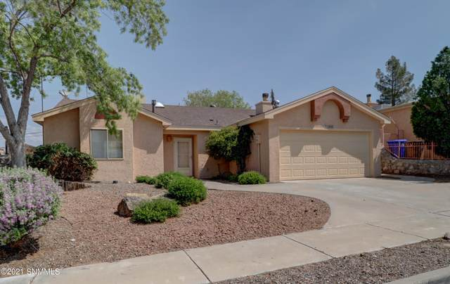 2645 Calle De Salud, Las Cruces, NM 88011 (MLS #2102202) :: Better Homes and Gardens Real Estate - Steinborn & Associates