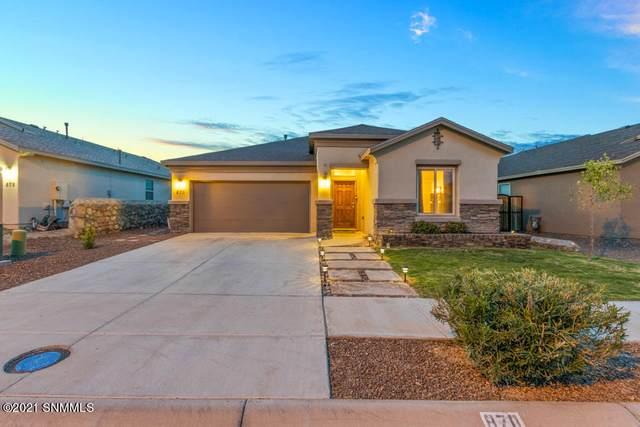 870 Cedar Park Avenue, Santa Teresa, NM 88008 (MLS #2102216) :: Better Homes and Gardens Real Estate - Steinborn & Associates