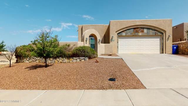 2569 Centennial Street, Las Cruces, NM 88011 (MLS #2102217) :: Better Homes and Gardens Real Estate - Steinborn & Associates