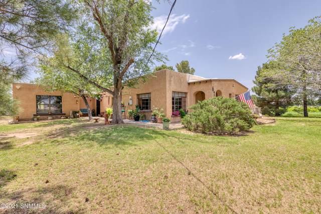 675 Abbey Road, La Mesa, NM 88044 (MLS #2102222) :: Better Homes and Gardens Real Estate - Steinborn & Associates