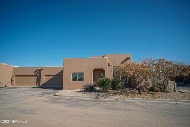1972 Calle De Ninos #10, Las Cruces, NM 88005 (MLS #2102231) :: Better Homes and Gardens Real Estate - Steinborn & Associates
