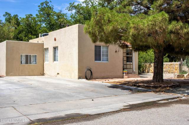 440 Reeves Drive, Las Cruces, NM 88005 (MLS #2102247) :: Agave Real Estate Group
