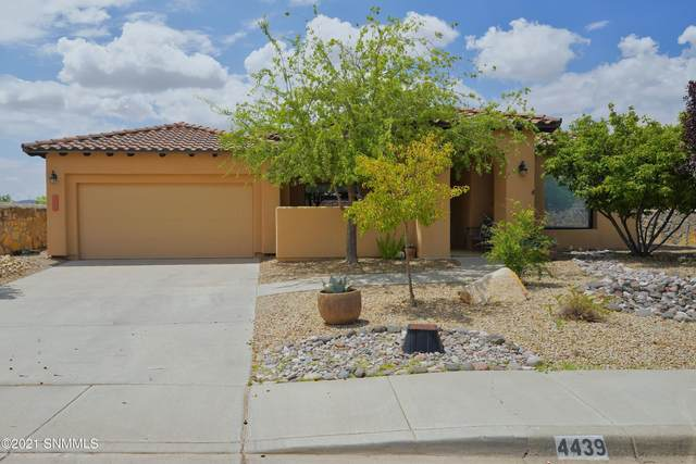4439 Maricopa, Las Cruces, NM 88011 (MLS #2102252) :: Agave Real Estate Group
