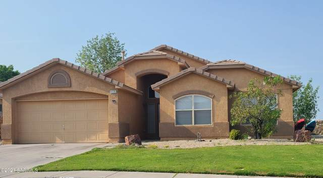 4320 Kachina Canyon Road, Las Cruces, NM 88011 (MLS #2102254) :: Better Homes and Gardens Real Estate - Steinborn & Associates