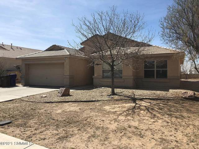 2457 Silver Sage Dr., Las Cruces, NM 88011 (MLS #2102255) :: Better Homes and Gardens Real Estate - Steinborn & Associates