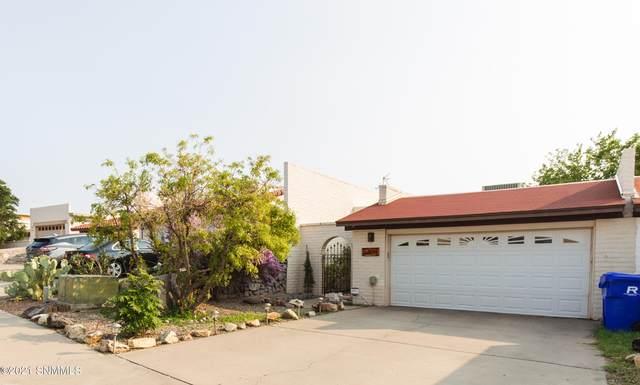 804 Mormon Place B, Las Cruces, NM 88011 (MLS #2102264) :: Las Cruces Real Estate Professionals