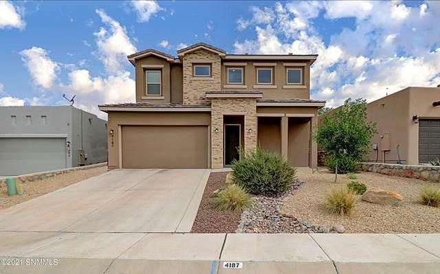 4187 La Purisima Drive, Las Cruces, NM 88011 (MLS #2102275) :: Agave Real Estate Group