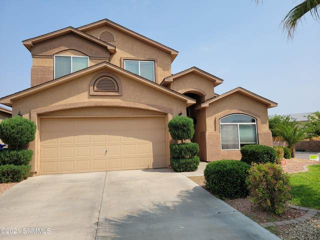 1000 Gilmer Way, Las Cruces, NM 88005 (MLS #2102279) :: Better Homes and Gardens Real Estate - Steinborn & Associates