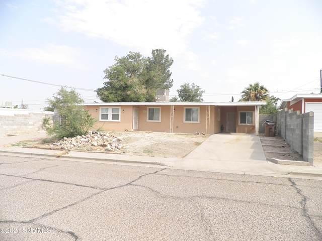 2205 Magnolia Drive, Las Cruces, NM 88001 (MLS #2102283) :: Las Cruces Real Estate Professionals