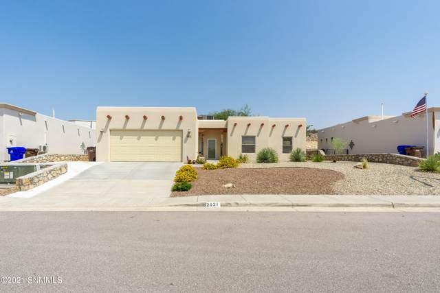 2921 E Springs Road, Las Cruces, NM 88011 (MLS #2102294) :: Las Cruces Real Estate Professionals