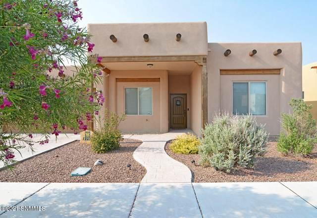 3712 Santa Minerva Avenue, Las Cruces, NM 88012 (MLS #2102301) :: Agave Real Estate Group