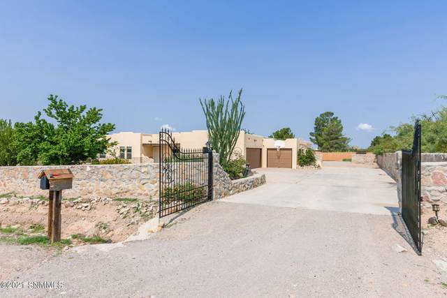 4207 Winchester Road, Las Cruces, NM 88011 (MLS #2102302) :: Agave Real Estate Group