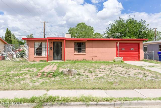 1857 Foster Road, Las Cruces, NM 88001 (MLS #2102303) :: Agave Real Estate Group
