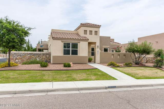 4212 Canterra Arc, Las Cruces, NM 88011 (MLS #2102304) :: Agave Real Estate Group