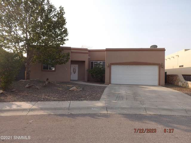 5414 Sombra Azul Street, Las Cruces, NM 88012 (MLS #2102305) :: Agave Real Estate Group