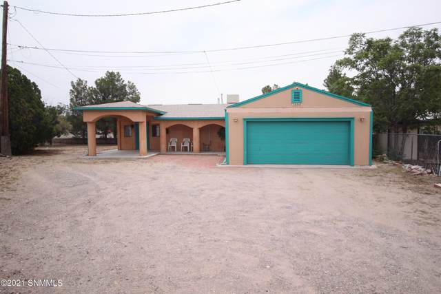 1688 Missouri Avenue, Las Cruces, NM 88001 (MLS #2102312) :: Better Homes and Gardens Real Estate - Steinborn & Associates