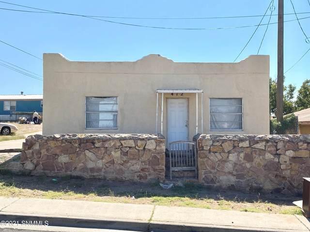 412 Juniper Avenue, Las Cruces, NM 88001 (MLS #2102315) :: Better Homes and Gardens Real Estate - Steinborn & Associates