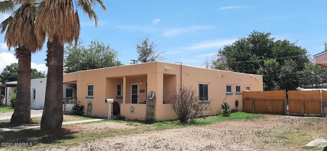 345 Monterey Drive, Las Cruces, NM 88005 (MLS #2102323) :: Agave Real Estate Group