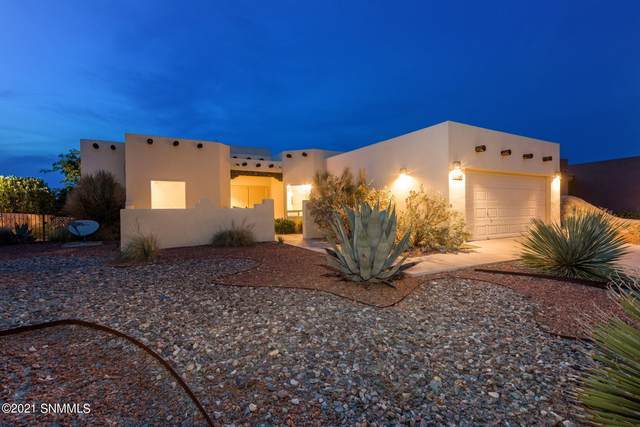 4673 Nogal Canyon Road, Las Cruces, NM 88011 (MLS #2102324) :: Better Homes and Gardens Real Estate - Steinborn & Associates