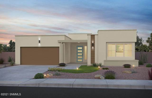 2614 Prado Del Sol Avenue, Las Cruces, NM 88011 (MLS #2102328) :: Better Homes and Gardens Real Estate - Steinborn & Associates