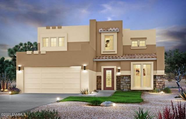 2540 Prado Del Sol Avenue, Las Cruces, NM 88011 (MLS #2102329) :: Better Homes and Gardens Real Estate - Steinborn & Associates