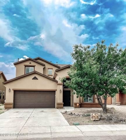 7523 Vista De Oeste Place, Las Cruces, NM 88012 (MLS #2102335) :: Las Cruces Real Estate Professionals