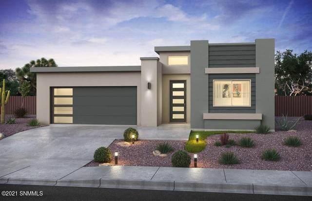2627 Petaluma Avenue, Las Cruces, NM 88011 (MLS #2102337) :: Better Homes and Gardens Real Estate - Steinborn & Associates