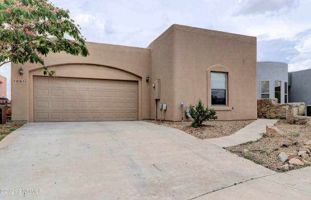 4163 Campana Court, Las Cruces, NM 88011 (MLS #2102347) :: Better Homes and Gardens Real Estate - Steinborn & Associates