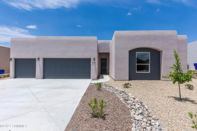 4169 Purple Sage Drive, Las Cruces, NM 88011 (MLS #2102352) :: Better Homes and Gardens Real Estate - Steinborn & Associates