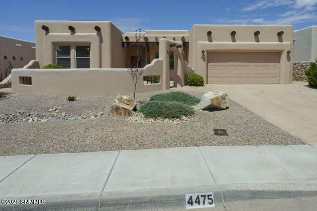 4475 Maricopa Circle, Las Cruces, NM 88011 (MLS #2102361) :: Agave Real Estate Group