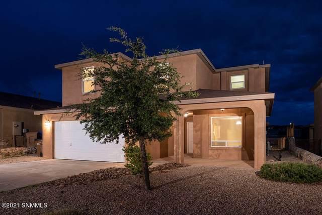 1382 Cabin Creek Avenue, Las Cruces, NM 88012 (MLS #2102367) :: Las Cruces Real Estate Professionals
