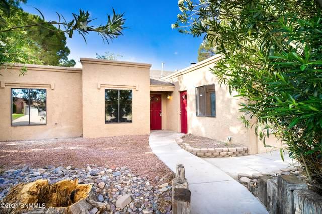 1902 Buchanan Avenue, Las Cruces, NM 88001 (MLS #2102372) :: Agave Real Estate Group