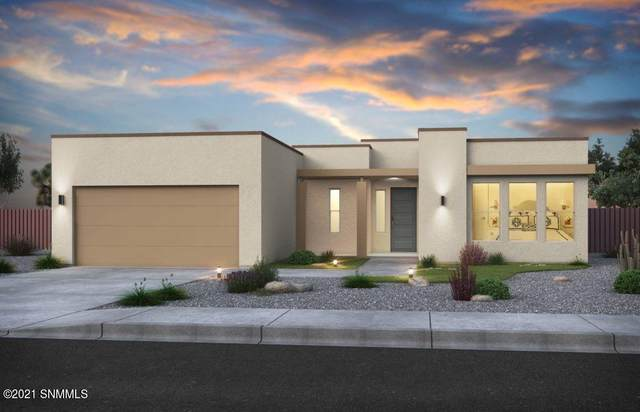 3021 Maddox Loop, Las Cruces, NM 88011 (MLS #2102373) :: Better Homes and Gardens Real Estate - Steinborn & Associates
