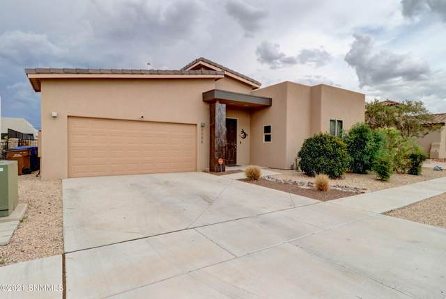 6058 Solstice Street, Las Cruces, NM 88012 (MLS #2102375) :: Agave Real Estate Group