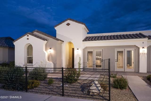 3736 Santa Rosa Avenue, Las Cruces, NM 88012 (MLS #2102384) :: Agave Real Estate Group