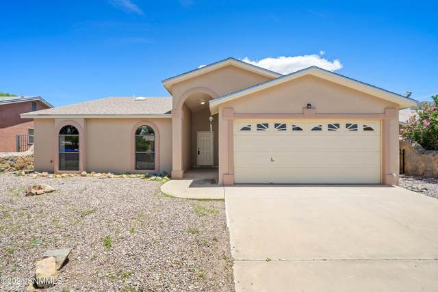 4958 Nicely Court, Las Cruces, NM 88012 (MLS #2102390) :: Better Homes and Gardens Real Estate - Steinborn & Associates