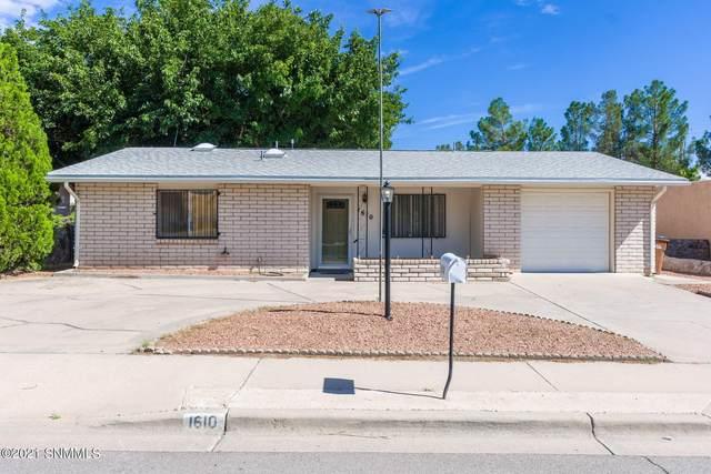 1610 Juniper Avenue, Las Cruces, NM 88001 (MLS #2102391) :: Better Homes and Gardens Real Estate - Steinborn & Associates