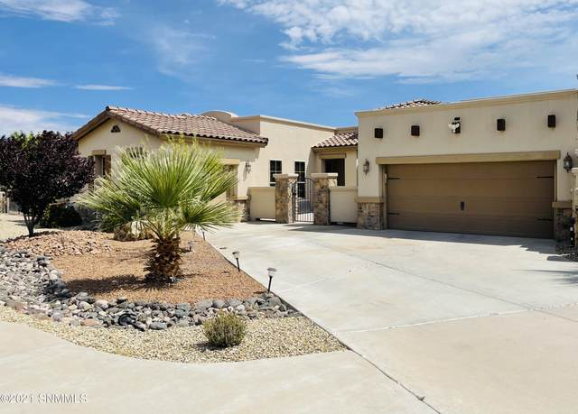 4222 Harp Court, Las Cruces, NM 88011 (MLS #2102397) :: Better Homes and Gardens Real Estate - Steinborn & Associates