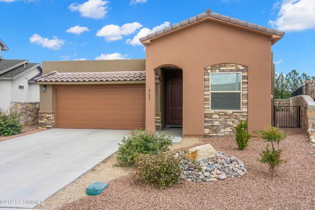 3127 Agua Ladoso Avenue, Las Cruces, NM 88012 (MLS #2102403) :: Better Homes and Gardens Real Estate - Steinborn & Associates