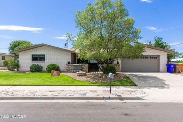 1500 San Acacio, Las Cruces, NM 88001 (MLS #2102404) :: Better Homes and Gardens Real Estate - Steinborn & Associates