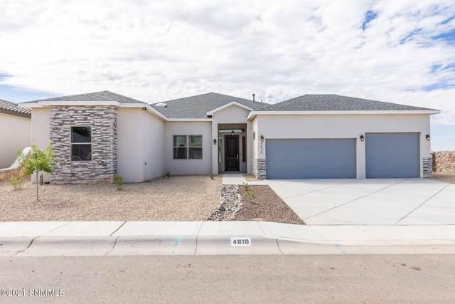 4610 Mesa Corta Drive, Las Cruces, NM 88011 (MLS #2102405) :: Agave Real Estate Group