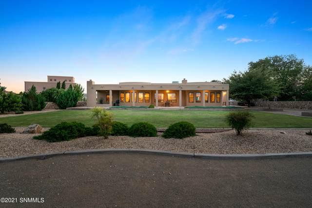 5410 Sanban Drive, Las Cruces, NM 88005 (MLS #2102422) :: Las Cruces Real Estate Professionals