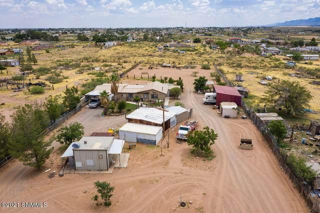 557 Luna Azul Drive, Chaparral, NM 88081 (MLS #2102424) :: Las Cruces Real Estate Professionals